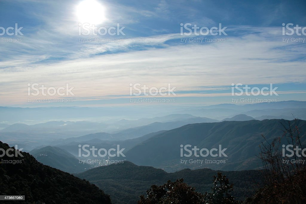 Gyejoksan, Yunnan, Dali stock photo