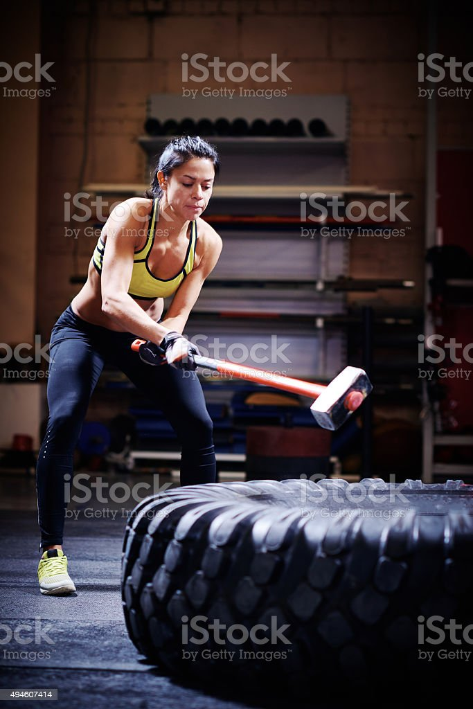 gym as lifestyle stock photo