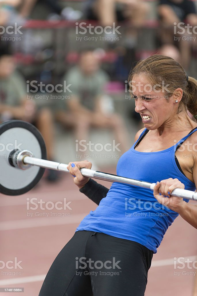gym Cleans royalty-free stock photo
