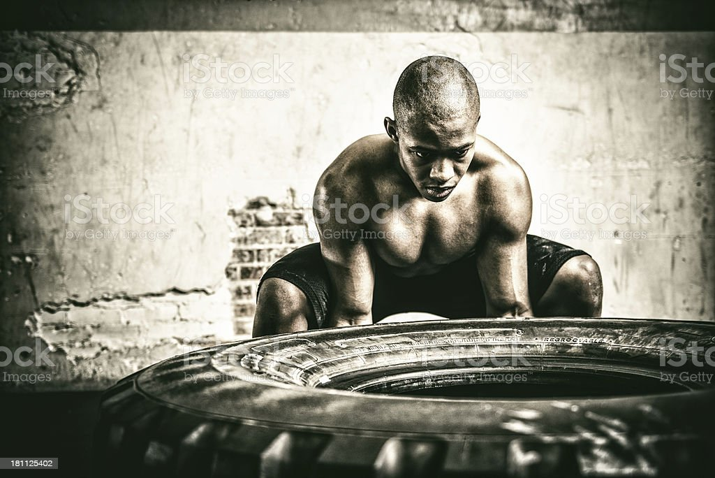 gym weight lifting royalty-free stock photo