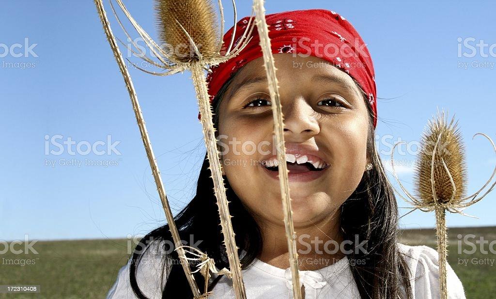 Gypsy Little stock photo
