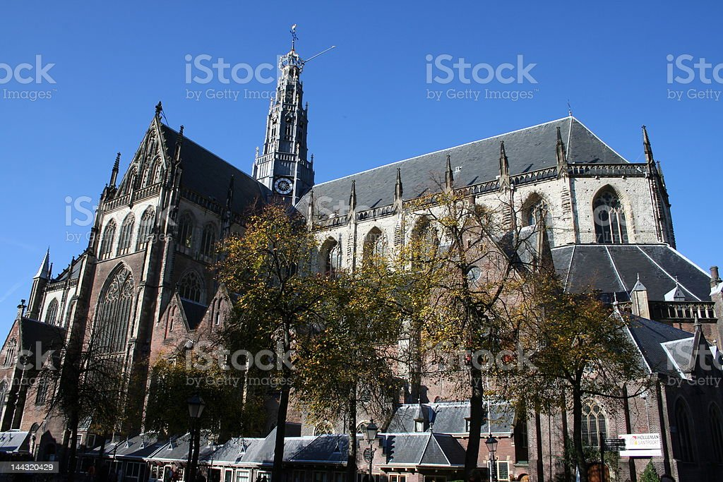 Haarlem royalty-free stock photo