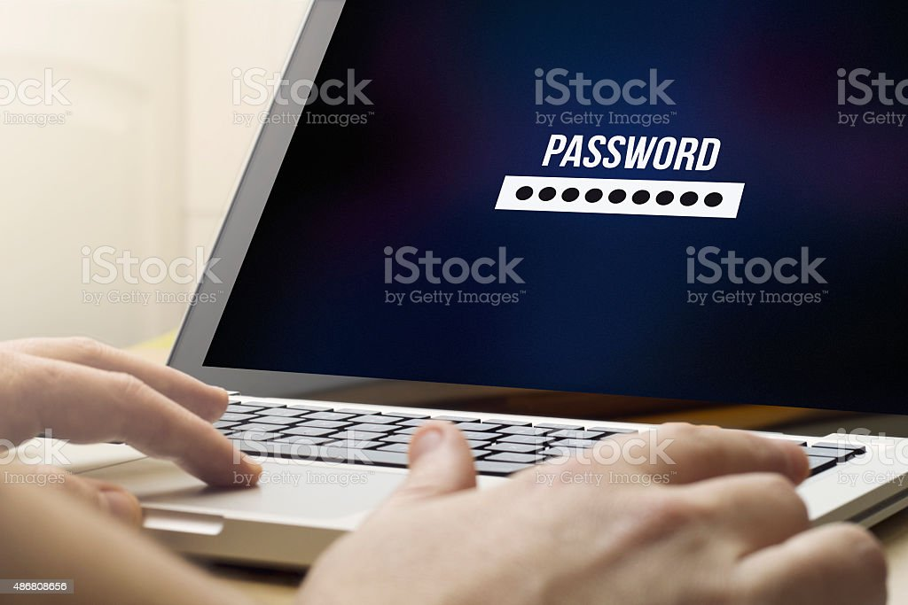 hacking concept stock photo