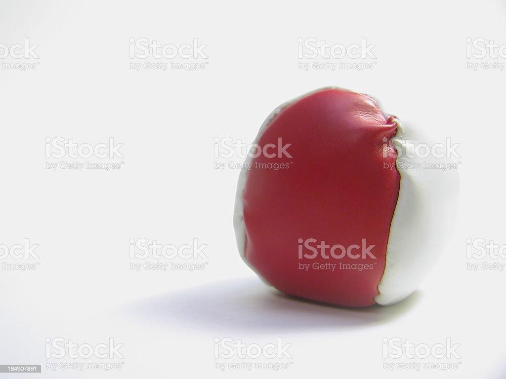 Hackysack stock photo