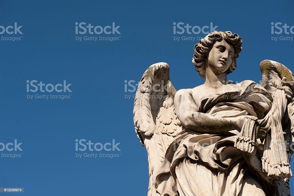 Hadrian's Tomb Rome stock photo