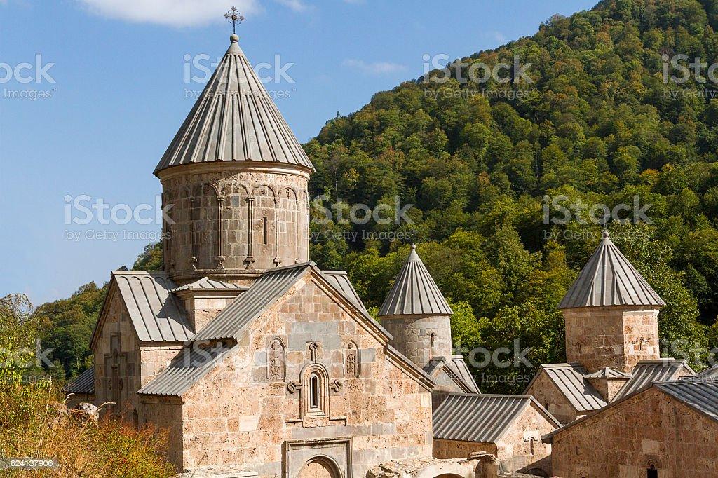 Haghartsin Monastery, Armenia stock photo