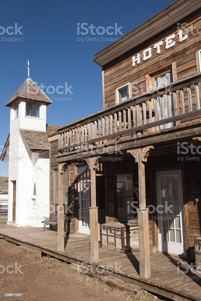 Hag's Ranch Legends of the West Rodeo Ridgway Colorado stock photo