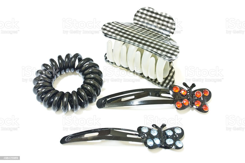 Hair Accessories stock photo
