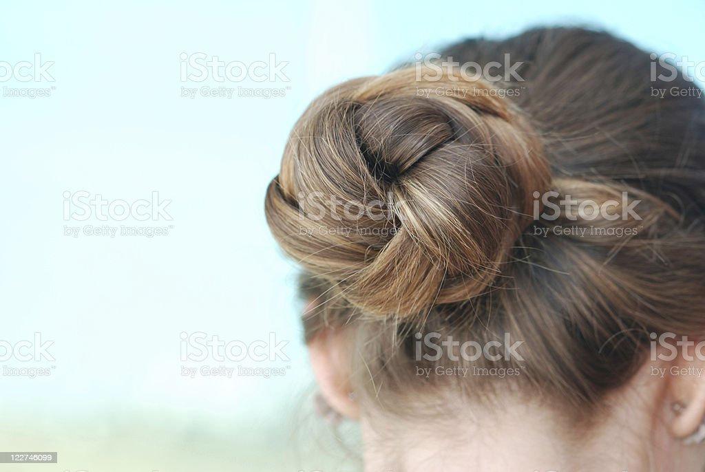 Hair stock photo