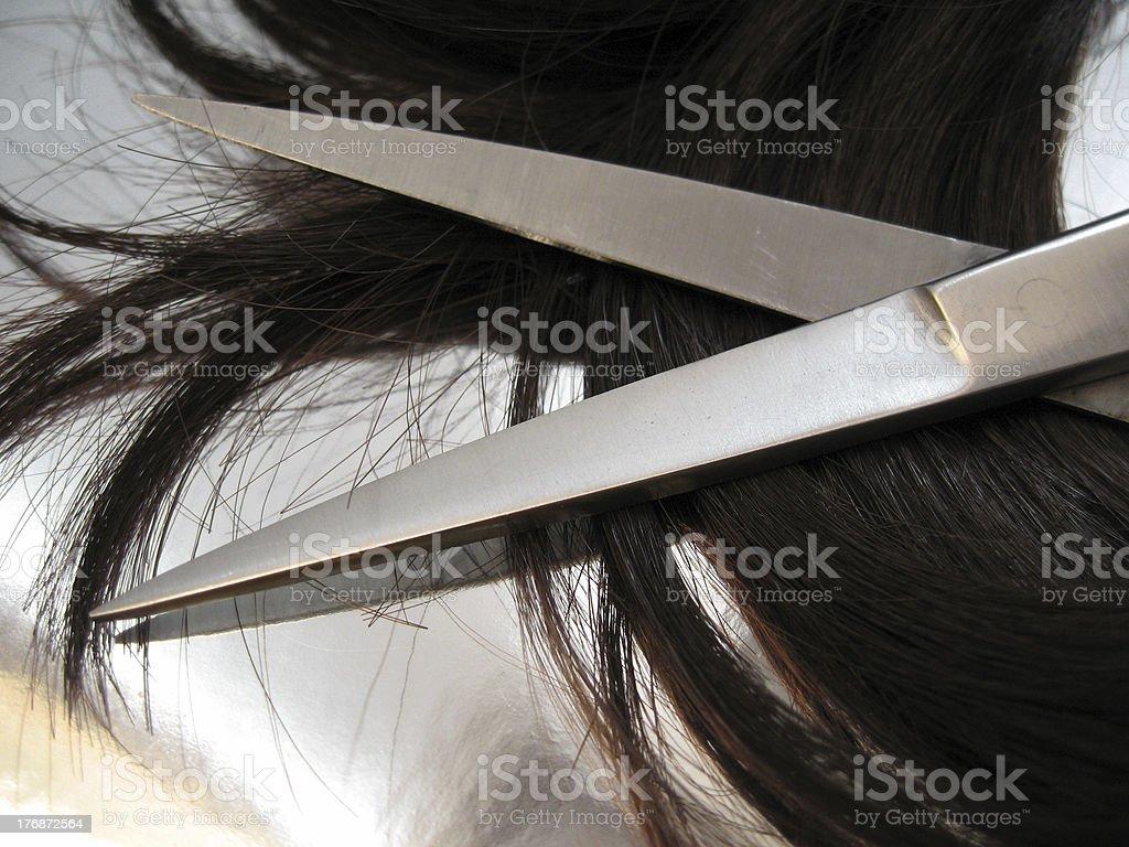 Hair Salon 2 royalty-free stock photo