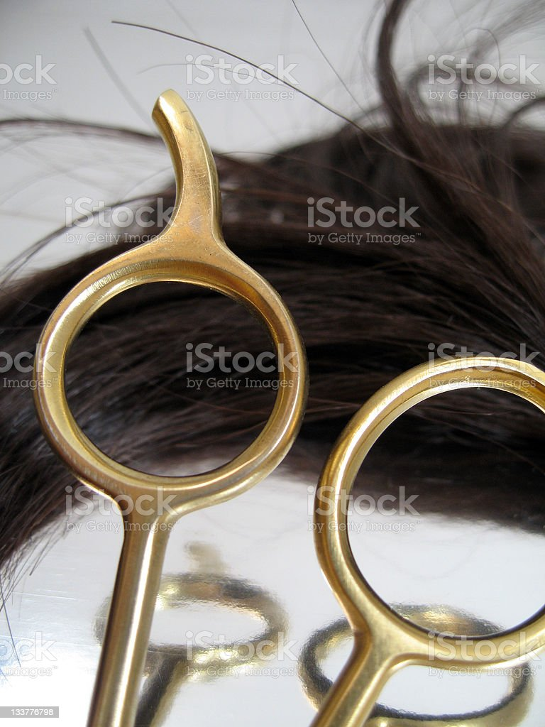 Hair Salon 4 stock photo