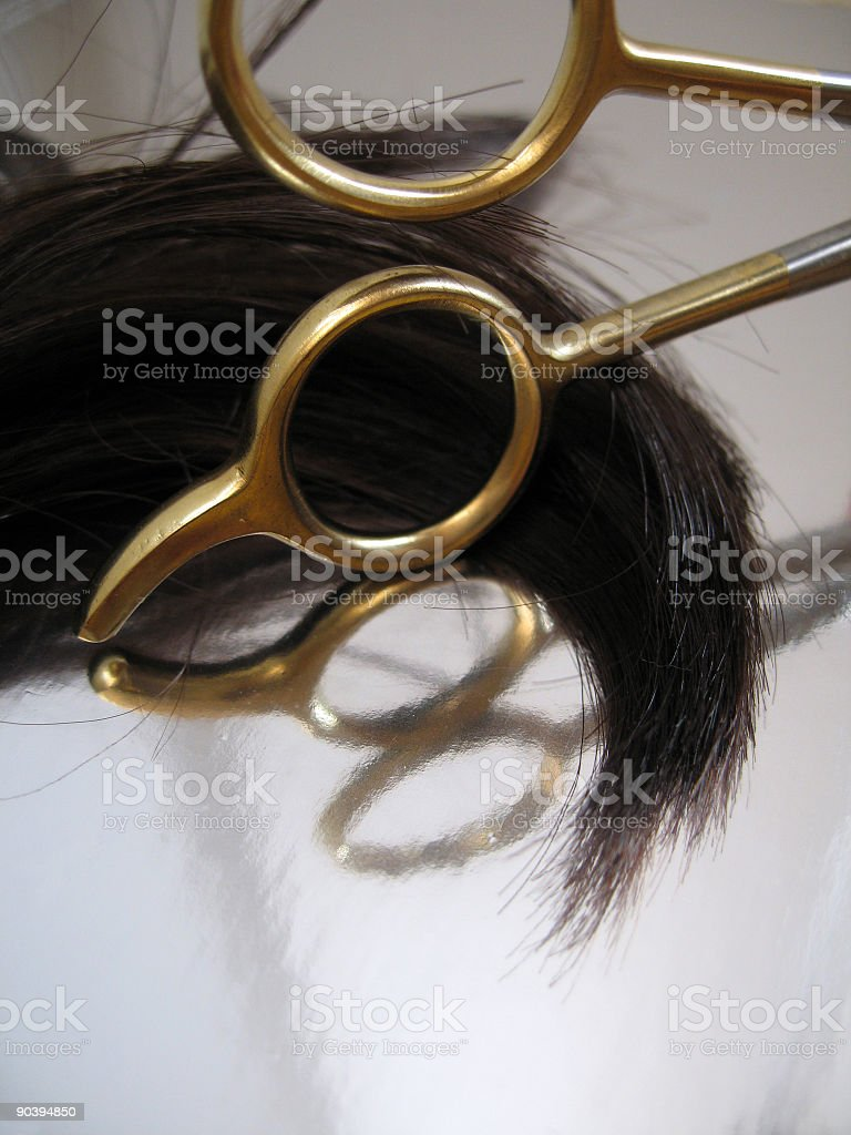 Hair Salon 5 stock photo