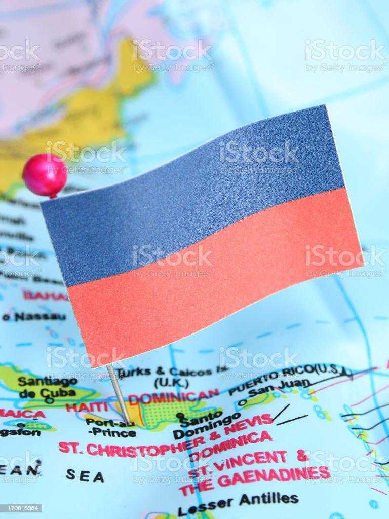 Haiti royalty-free stock photo