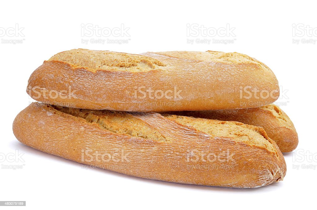 demi baguettes stock photo