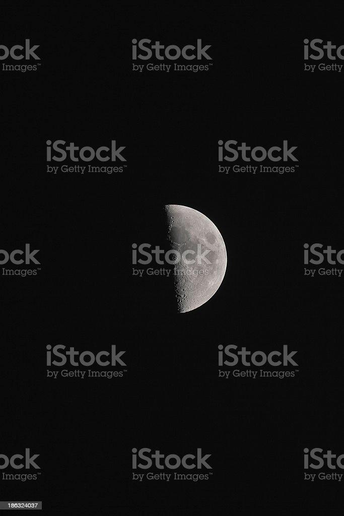 Half Moon stock photo