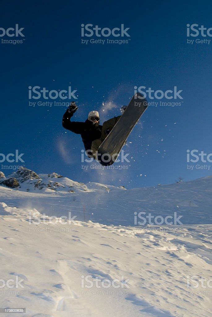 Half pipe stock photo