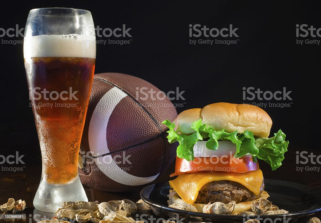 Halftime Special royalty-free stock photo