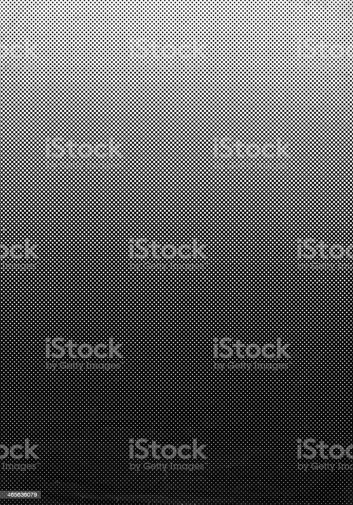 Halftone dots background stock photo