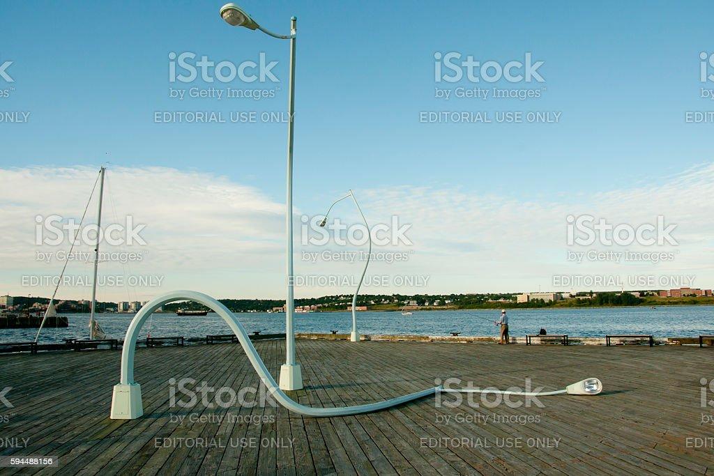 Halifax - Nova Scotia - Canada stock photo