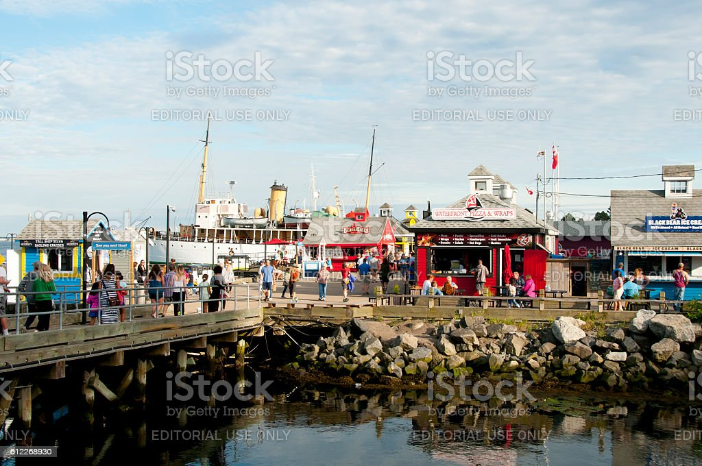 Halifax - Nova Scotia stock photo
