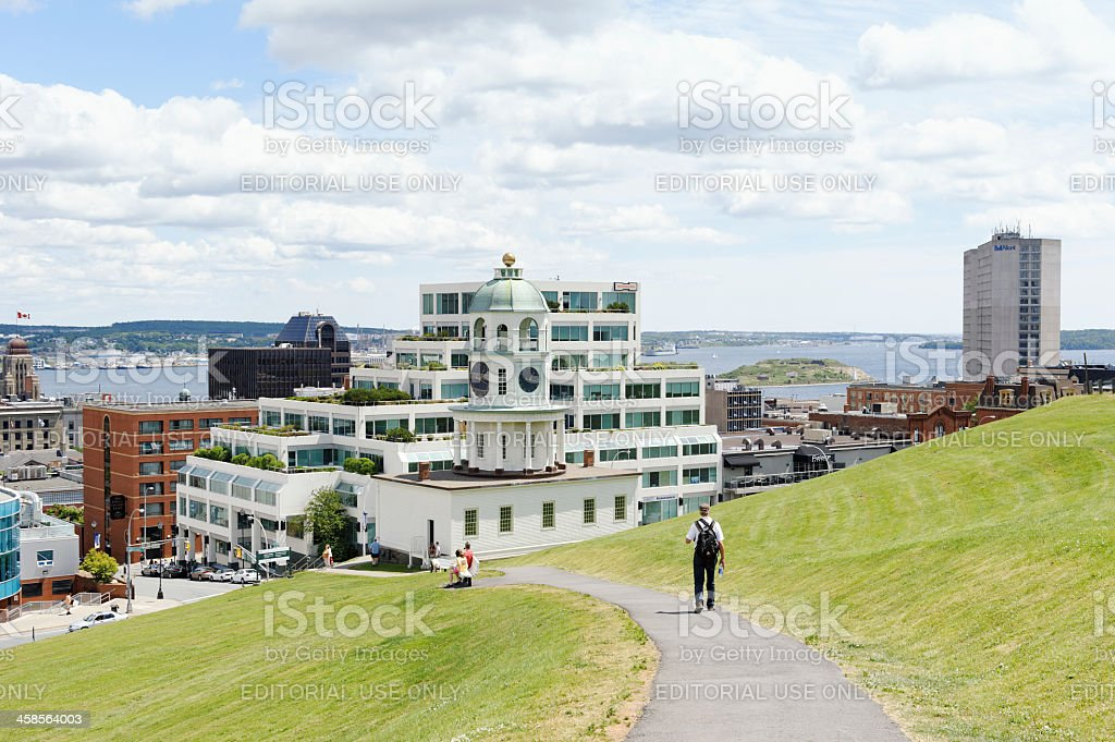 Halifax royalty-free stock photo