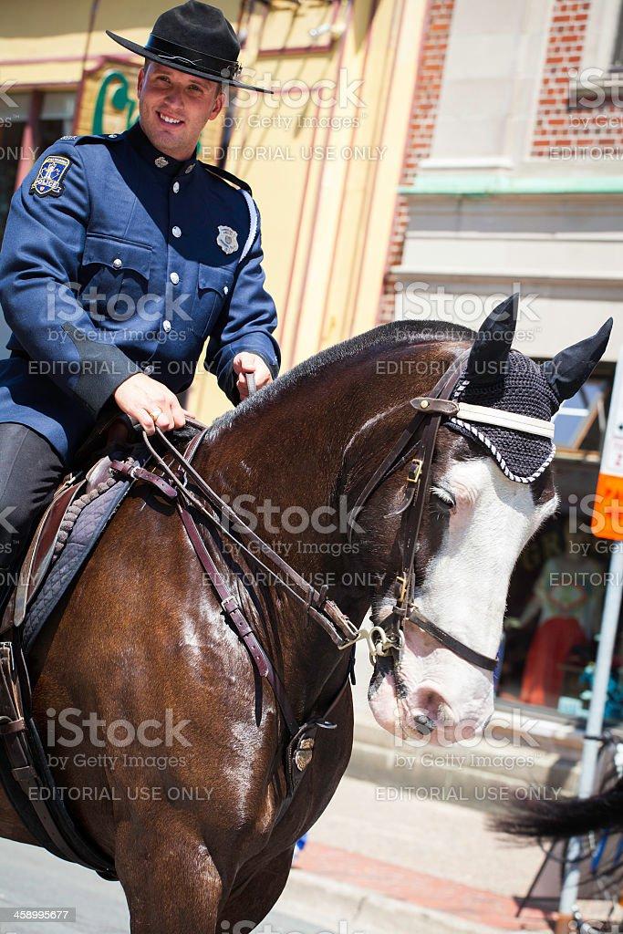 Halifax Regional Police stock photo