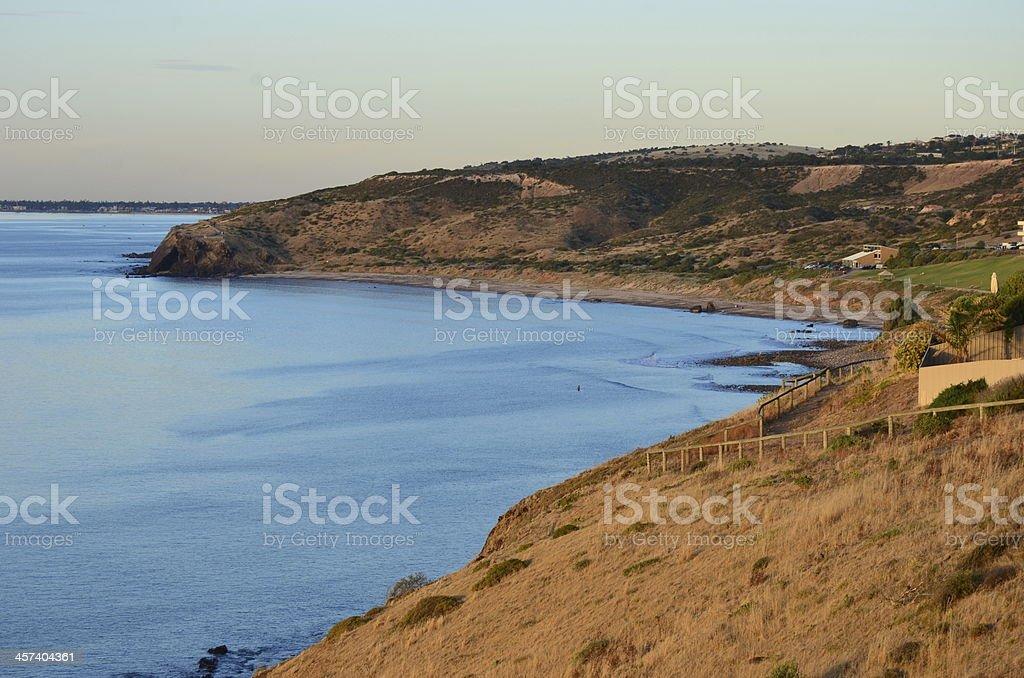 Hallett Cove, South Australia stock photo