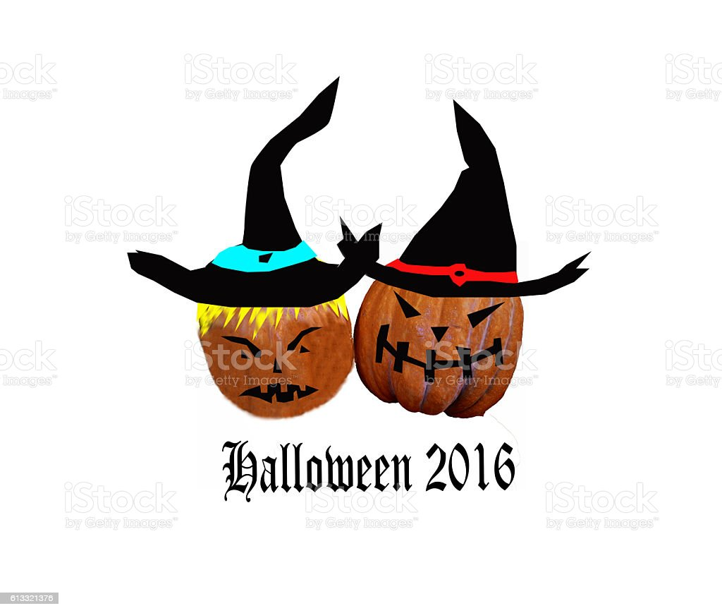 Halloween 2016 stock photo