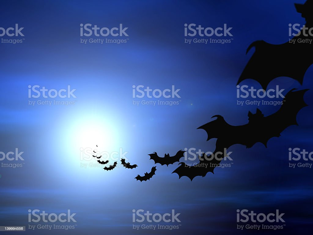 Halloween background royalty-free stock photo