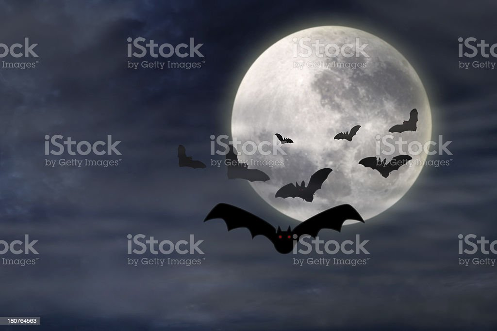 Halloween background royalty-free stock photo