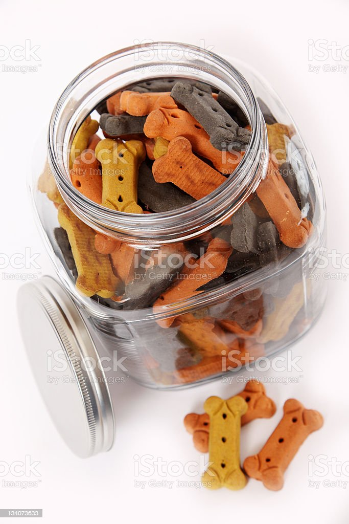 Halloween Bones stock photo