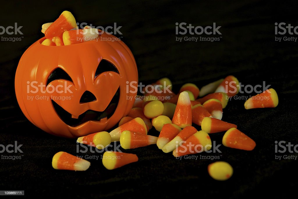 Halloween Candy royalty-free stock photo