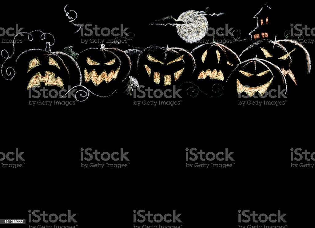 Halloween Celebration stock photo