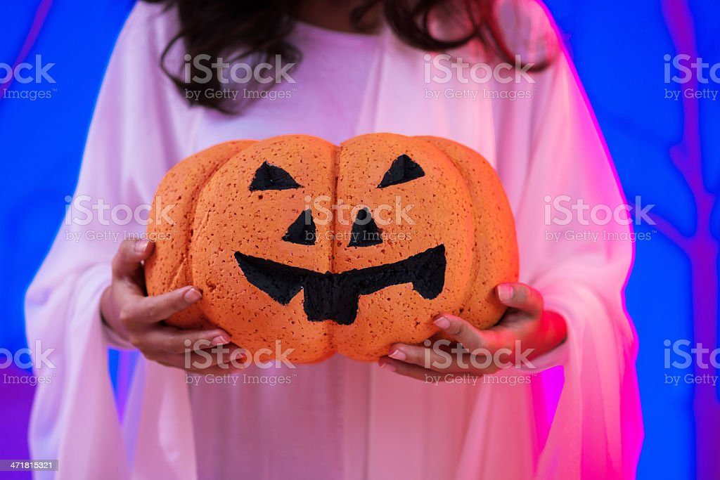 Halloween coming stock photo