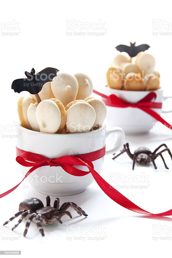 Halloween composition royalty-free stock photo