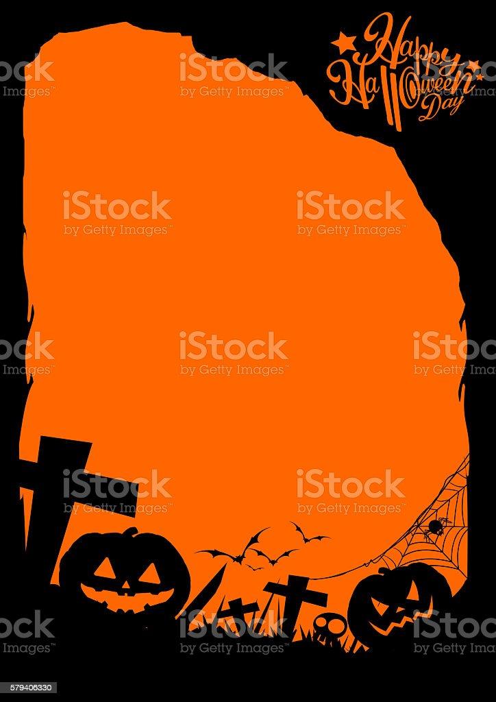 halloween day stock photo