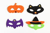 Halloween Eye Masks for Kids