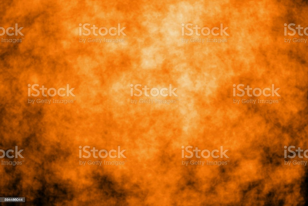 Halloween Fire Background stock photo