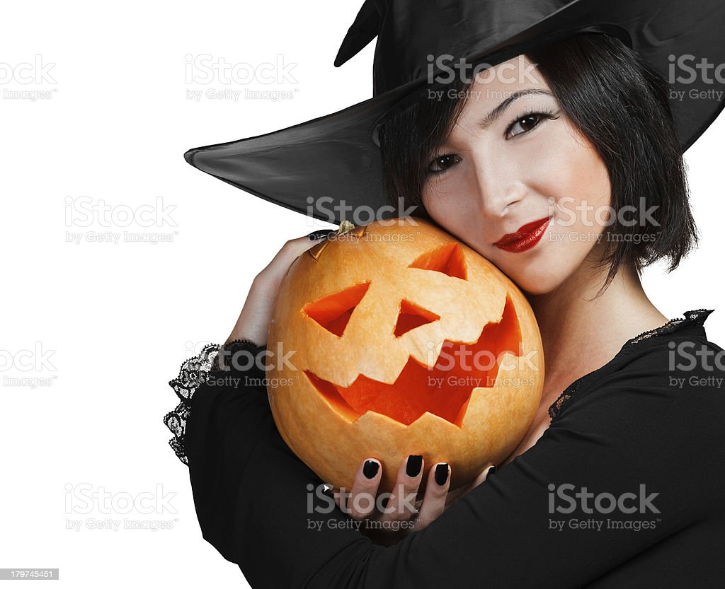 Halloween friendship royalty-free stock photo
