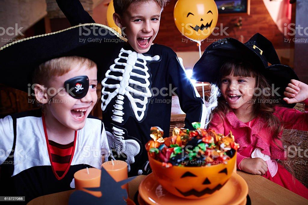 Halloween fun stock photo