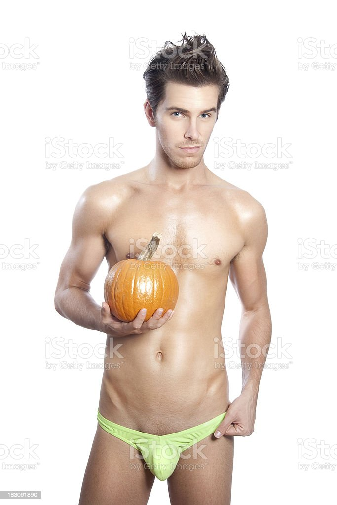 Halloween Guy royalty-free stock photo