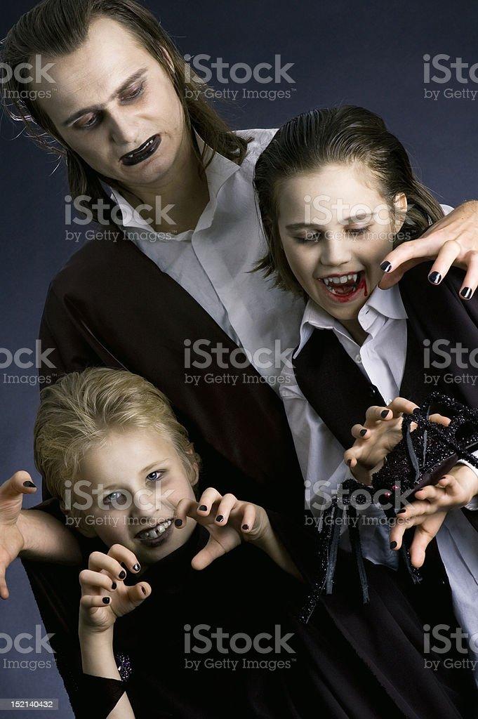 Halloween Haunting stock photo