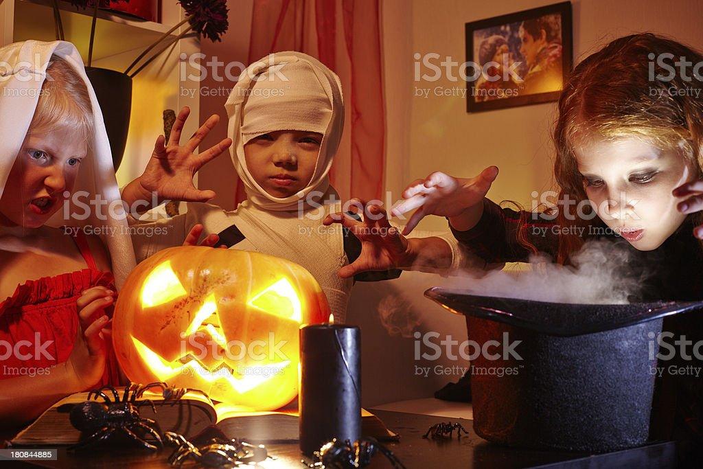 Halloween holiday royalty-free stock photo
