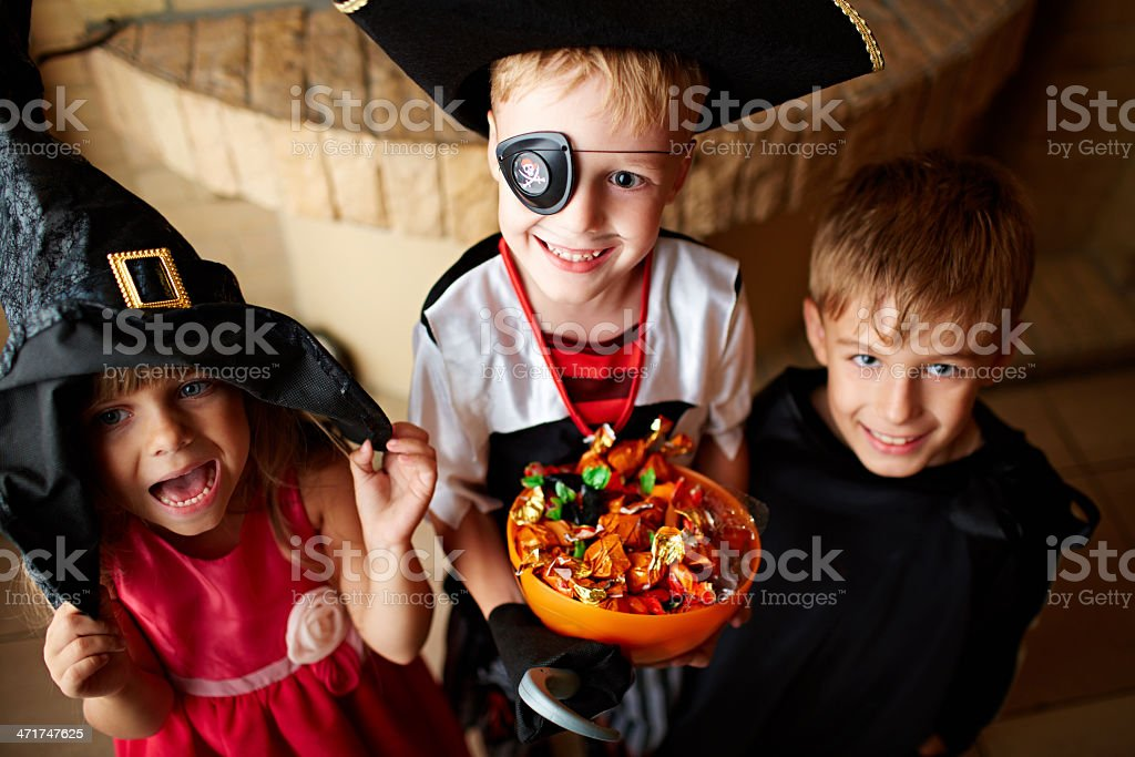 Halloween is coming royalty-free stock photo