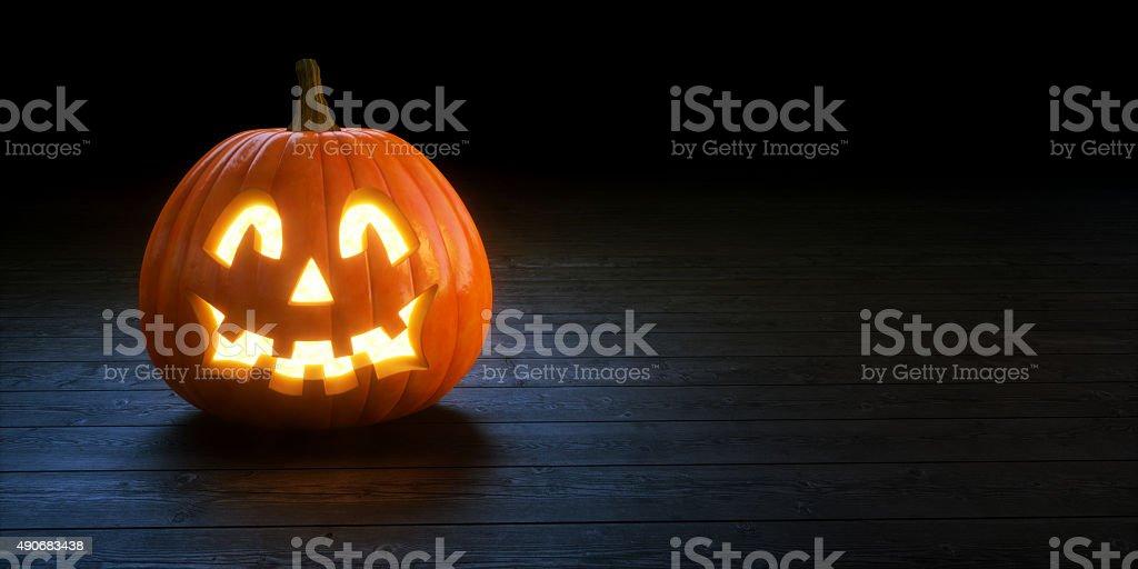Halloween Jack O' lantern A04 stock photo