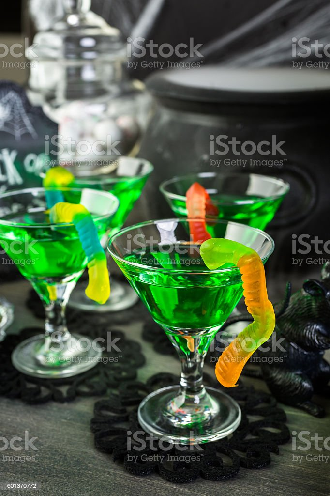 Halloween party stock photo