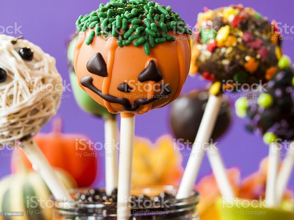 Halloween Snack stock photo