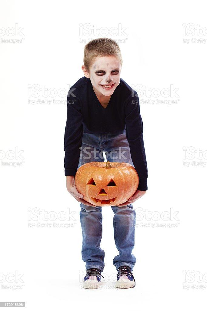 Halloween symbol stock photo