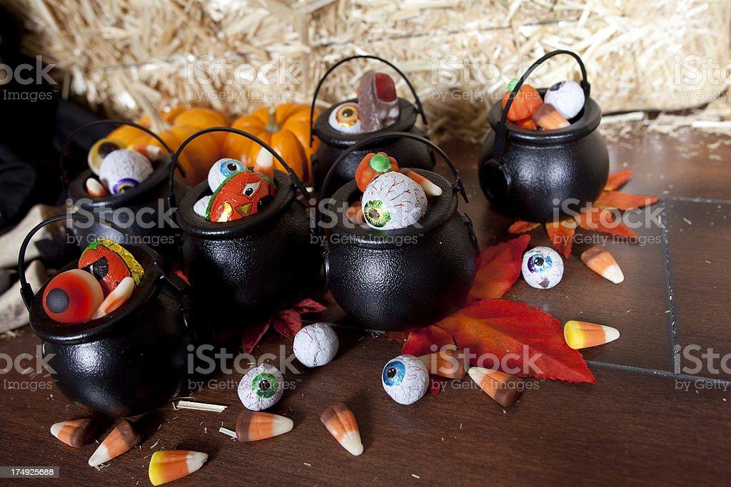 Halloween Treats royalty-free stock photo
