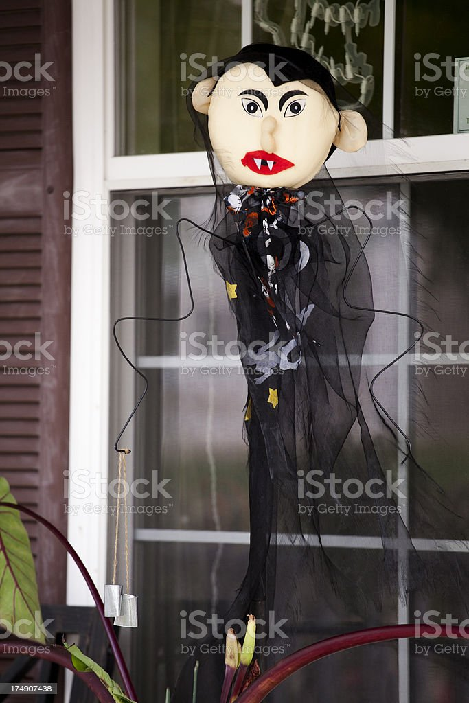 Halloween vampire royalty-free stock photo